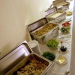 вторые блюда шведского стола