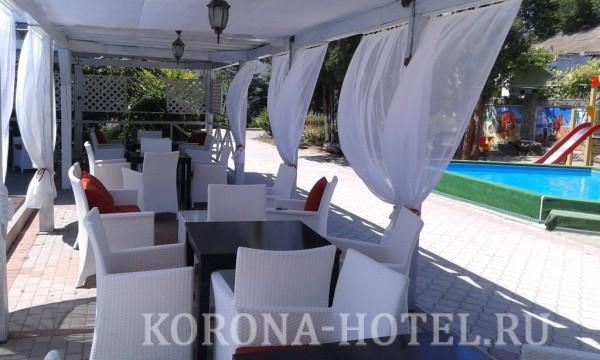 частный отель в Евпатории